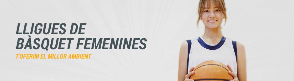Lligues de Bàsquet Femenines | CSS.CAT
