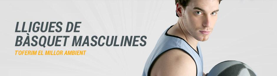 Lligues de Bàsquet Masculines | CSS.CAT