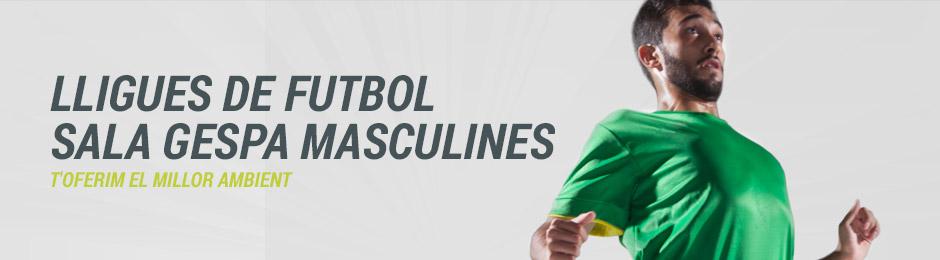 Lligues de Futbol Sala Gespa Masculines | CSS.CAT