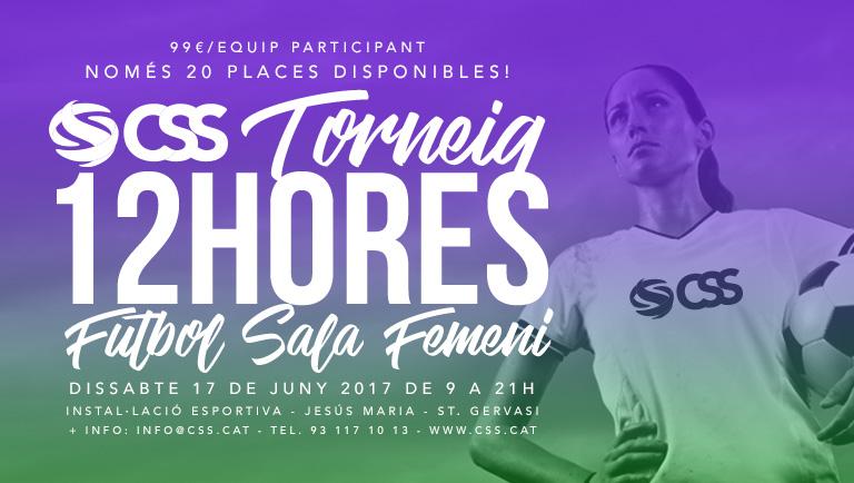 torneo 12 horas femenino