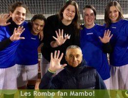 Les Rombo - futbol femenino CSS.CAT