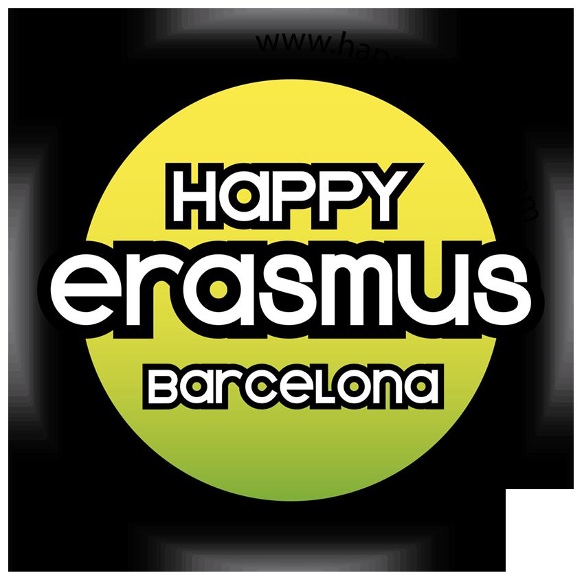 Happy Erasmus Barcelona